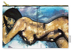 Missy Carry-all Pouch by Thomas Valentine