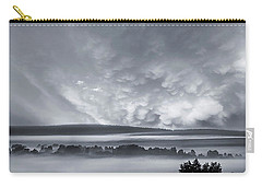 Misty Morning Carry-all Pouch by Vladimir Kholostykh