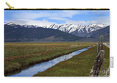 Mono County Nevada Carry-all Pouch