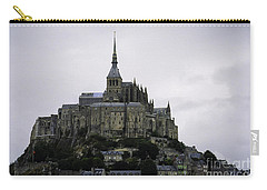 Mont St Michel Carry-all Pouch