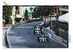 Monte Carlo Casino Corner Carry-all Pouch