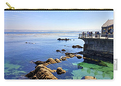 Montery Bay Carry-all Pouch