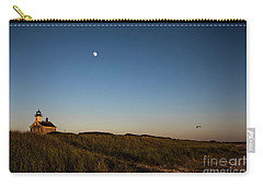 Moon Over The North Light Carry-all Pouch
