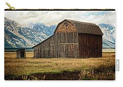 Mormon Row Barn No 2 Carry-all Pouch