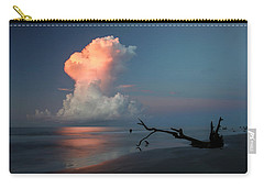 Carry-all Pouch featuring the photograph Morning Glow by Ronald Santini