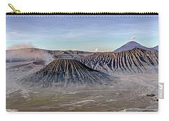 Bromo Tengger Semeru National Park Photographs Carry-All Pouches