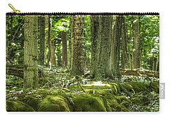 Mossy Forest Carry-all Pouch