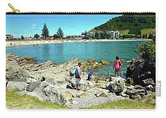 Mount Maunganui Beach 12 - Tauranga New Zealand Carry-all Pouch