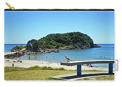 Mount Maunganui Beach 4 - Tauranga New Zealand Carry-all Pouch