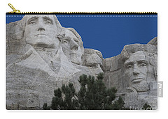 Mount Rushmore Carry-all Pouch by Juli Scalzi