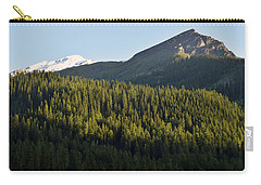 Mountainscape Carry-all Pouch by Sumit Mehndiratta