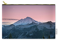 Mt. Baker Carry-all Pouch by Sabine Edrissi