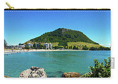 Mt Maunganui Beach 7 - Tauranga New Zealand Carry-all Pouch