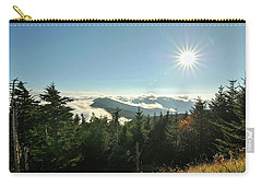 Mt Mitchell Landscape Carry-all Pouch