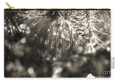 Carry-all Pouch featuring the photograph Mundaring Weir V by Cassandra Buckley