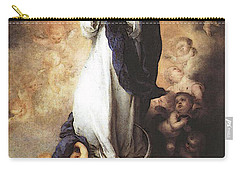 Murillo Immaculate Conception  Carry-all Pouch by Bartolome Esteban Murillo