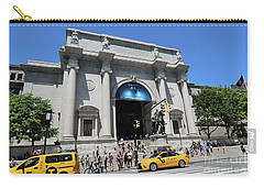 Museum Of Natural History Carry-all Pouch