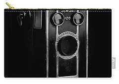 Carry-all Pouch featuring the photograph My Dad's Camera by Jeremy Lavender Photography