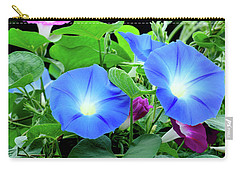 My Morning Glory Carry-all Pouch