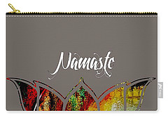 Namaste Carry-all Pouch by Marvin Blaine