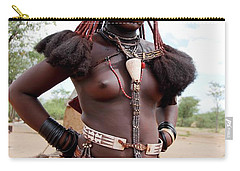 Namibia Tribe 7 Carry-all Pouch