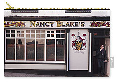 Nancy Blake's Irish Pub Carry-all Pouch