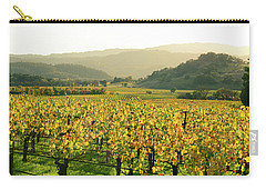 Napa Valley In Autumn Carry-all Pouch