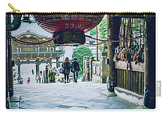 Naritasan Temple Carry-all Pouch