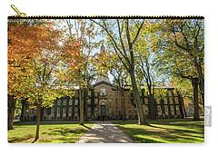Nassau Hall Path Princeton University  Carry-all Pouch