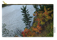 Carry-all Pouch featuring the photograph Natural Art by Rhonda McDougall