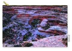 Natural Bridges National Monument Carry-all Pouch