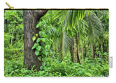 Carry-all Pouch featuring the photograph Nature 7 by Charuhas Images