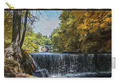 Carry-all Pouch featuring the photograph Nature's Beauty by John Rivera