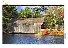 New England Covered Bridge Carry-all Pouch