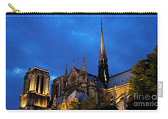 Night Paris Carry-all Pouch