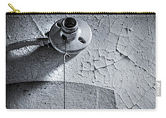 Carry-all Pouch featuring the photograph No Bulb by KG Thienemann