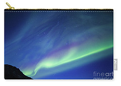 Northern Lights 7 Carry-all Pouch by Mariusz Czajkowski