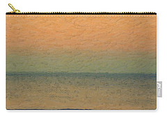 Not Quite Rothko - Breezy Twilight Carry-all Pouch