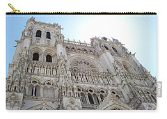 Notre-dame D'amiens Carry-all Pouch