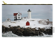 Nubble Point Maine Carry-all Pouch