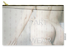 Nude Art Wear  Carry-all Pouch