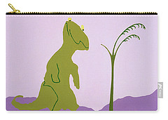 Nudgeandhumosaurus Carry-all Pouch