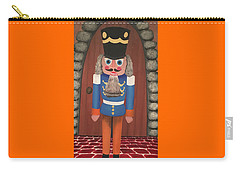 Carry-all Pouch featuring the painting Nutcracker Sweet by Thomas Blood