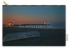 Ocean City  N J Sunrise Carry-all Pouch