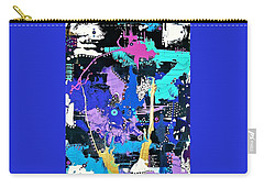 Of Moonbeams And Mad-hatters Carry-all Pouch