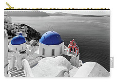 Oia, Santorini / Greece Carry-all Pouch