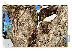 Old Willow Tree Carry-all Pouch by Stephanie Moore