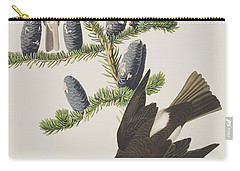 Olive Sided Flycatcher Carry-all Pouch