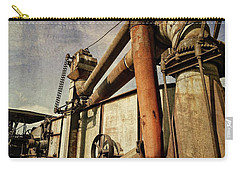 On The Farm Carry-all Pouch by Michelle Calkins