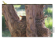 On The Nest Carry-all Pouch